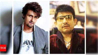 Did you know Sonu Nigam's luxurious Dubai bungalow is next to KRK's Jannat? - Times of India