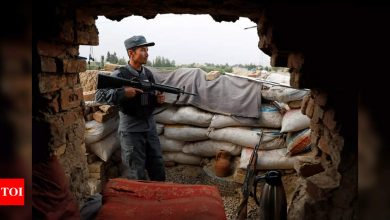 Do not want to fight inside Afghanistan's cities: Taliban - Times of India