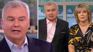 Eamonn Holmes: This Morning host details 'exhausting' day following hectic work schedule