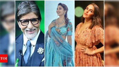 Eid-ul-Adha 2021: Amitabh Bachchan, Madhuri Dixit and Neha Dhupia, celebs pour in wishes on social media - Times of India