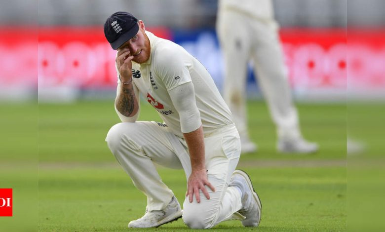 England star Ben Stokes takes indefinite 'mental well-being' break | Cricket News - Times of India