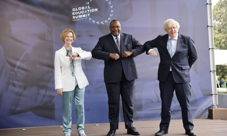 Even Boris Johnson can see ensuring girls education will create 'most fantastic benefits for humanity' –Susan Dalgety