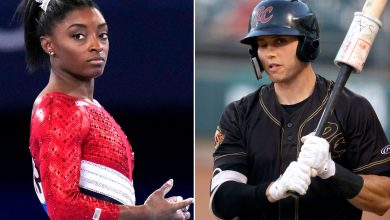 Ex-MLBer who attempted suicide admires 'strength' of Simone Biles