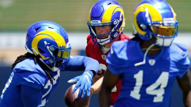 Fantasy fallout from injury to Rams running back Cam Akers