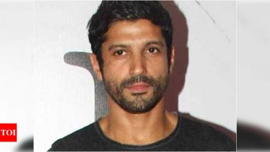 Farhan Akhtar opens up about feeling judged when asked THIS question during the 'Bhaag Milkha Bhaag' press conference - Times of India