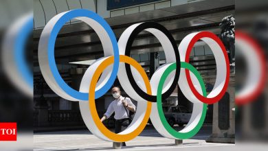 Faster, higher, stronger and now 'together', IOC adds fourth Olympic motto   Tokyo Olympics News - Times of India