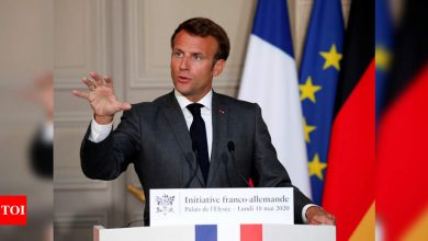 France's Emmanuel Macron targeted in project Pegasus spyware case, says report - Times of India