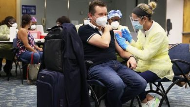 Fully vaccinated amber list travellers could avoid quarantine on return - 'game changing'