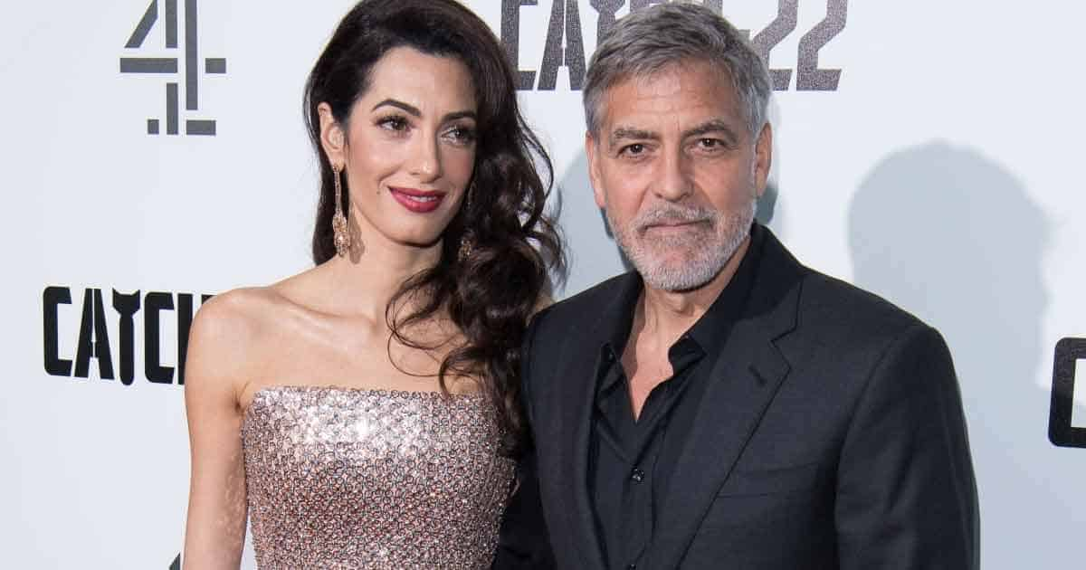 George Clooney & Amal Clooney Are Having Their Third Baby Four Years After Having Twins