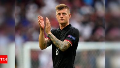 Germany's Toni Kroos announces retirement from international football   Football News - Times of India