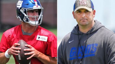 Giants' training-camp goals: Get ready and stay healthy