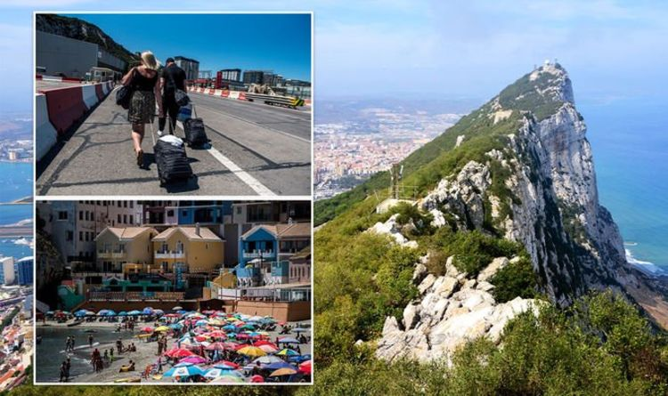 Gibraltar green list fears as surge in Covid cases spark tighter restrictions