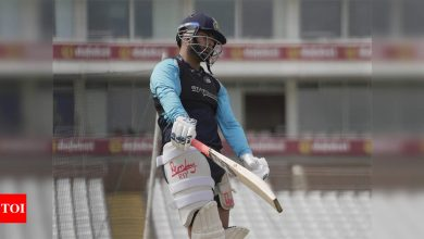 Glad that I have learnt from my mistakes and capitalised on opportunities after that: Rishabh Pant | Cricket News - Times of India