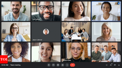 Google launches 'app' for Google Meet, makes it easier to join video calls - Times of India