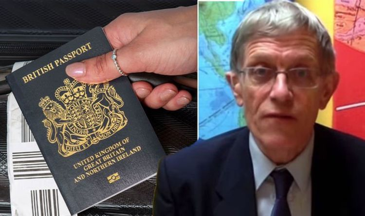 Government forced to 'take down' online 'passport checker' after travel 'carnage'