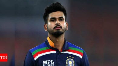 Gutted to not be able to play for Lancashire this summer: Shreyas Iyer | Cricket News - Times of India