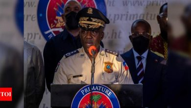 Haitian arrested as alleged tie to assassination masterminds - Times of India