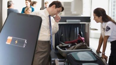 Hand luggage: Struct rule could see holidaymakers having uncharged phones confiscated