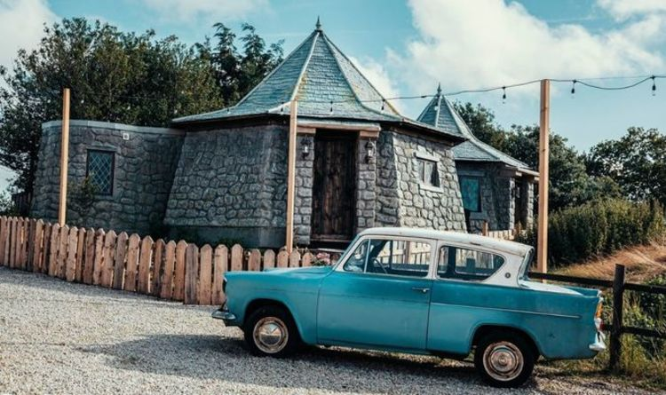 Harry Potter and Narnia fans can book film-set inspired staycations in Yorkshire