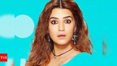 Has Kriti Sanon's Mimi been leaked online, just days before release? - Times of India