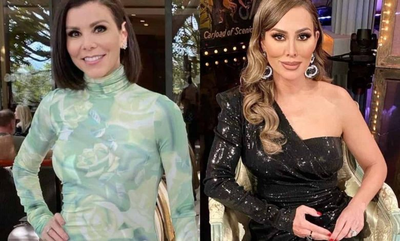 Heather Dubrow Reacts to Rumor She Got Kelly Dodd Fired From RHOC, Discusses Return and if She Wants Tamra and Vicki Back on Show, Plus She Teases Season 16
