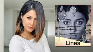 Hina Khan Learnt To Ride A Bike For Her Role In