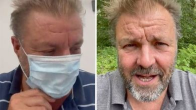 Homes Under The Hammer's Martin Roberts shares health update after hospital dash