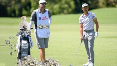 How golf caddies went from lackeys to among the highest-paid men in sports