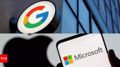 How this new rivalry may emerge between Google, Apple and Microsoft - Times of India