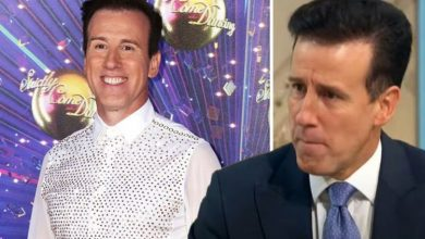 'I was an absolute lunatic' Anton Du Beke talks life before landing Strictly Come Dancing