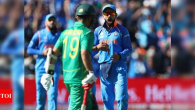 ICC T20 World Cup 2021 Schedule: India to face Pakistan in group stage   Cricket News - Times of India