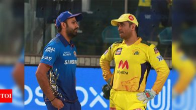 IPL 2021: Mumbai Indians to face off against Chennai Super Kings on September 19 | Cricket News - Times of India