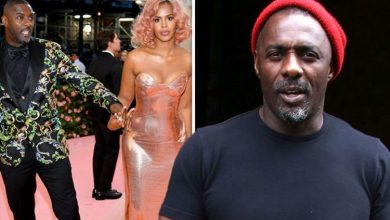 Idris Elba warned wife Sabrina to 'leave' if she couldn't cope with his 'massive tantrums'