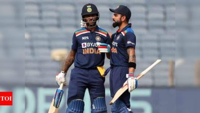 If Virat or Ravi bhai has a player in mind for T20 World Cup, we will check them out: Dhawan | Cricket News - Times of India