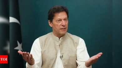 Imran Khan government has promoted religious bigotry in Pakistan - Times of India