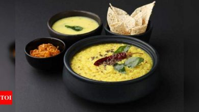 Innovative khichdis to spice up your monsoon days - Times of India