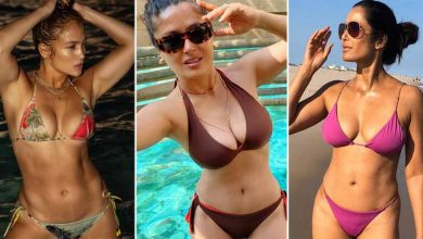 From Jennifer Lopez To Salman Hayek & Padma Lakshmi – Check Out These Actress Who Have Aged Like Fine Wine In Bikinis