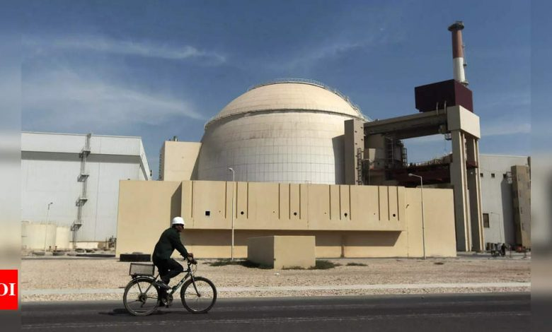 Iran's Bushehr nuclear plant back online: Official - Times of India