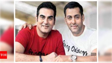 Is Salman Khan the worst person for relationship advice? See what brother Arbaaz Khan had to say! - Times of India