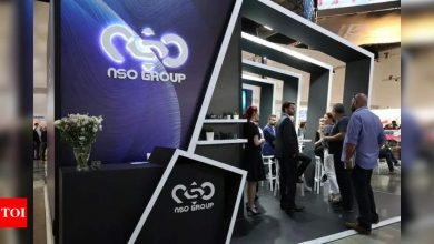 Israel firm NSO says Macron not targeted by Pegasus spyware - Times of India