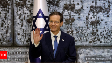 Israel's President launches drive to give third Covid-19 shot to over 60s - Times of India