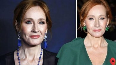 JK Rowling: Harry Potter author hits back at 'pipe bomb' death threat over views on gender