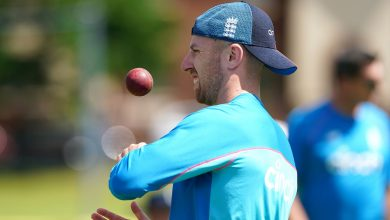 Jack Leach admits 'frustration' over England omission for New Zealand Tests