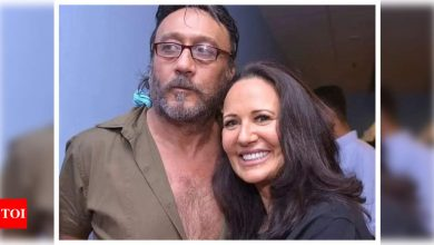 Jackie Shroff reveals he has been scared of his wife Ayesha Shroff for a very long time. Read to know why! - Times of India