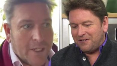 James Martin: Saturday Morning host admits keeping 'best friend' dog's ashes by his bed