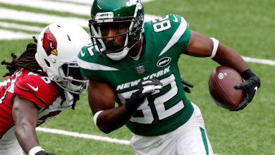 Jamison Crowder faces fight for Jets snaps with rookie Elijah Moore