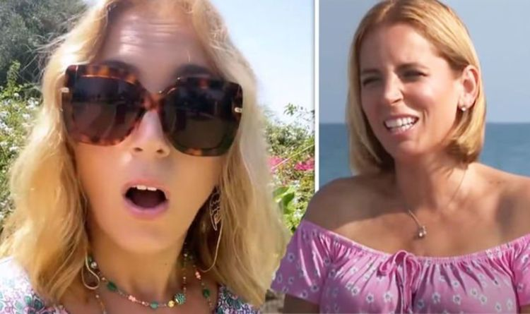Jasmine Harman celebrates 'unbelievable' A Place In The Sun milestone 'This is a first!'