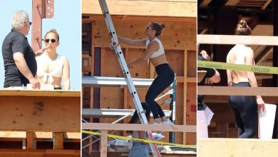 Jennifer Lopez gets her hands dirty to find her dream home