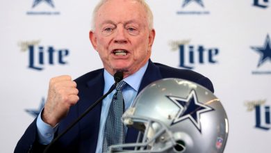 Jerry Jones can't figure out how he 'f–ked it up' with the Cowboys