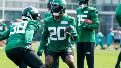 Jets, Marcus Maye appear headed for contract impasse
